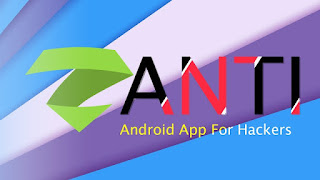 How to use zANTI app for hackers on android