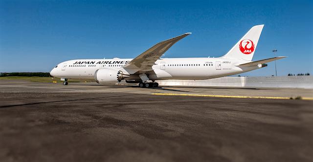 boeing 787-9 japan airlines