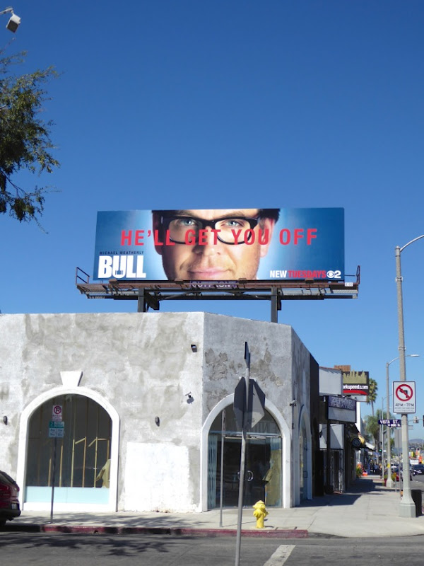 Bull season 1 billboard