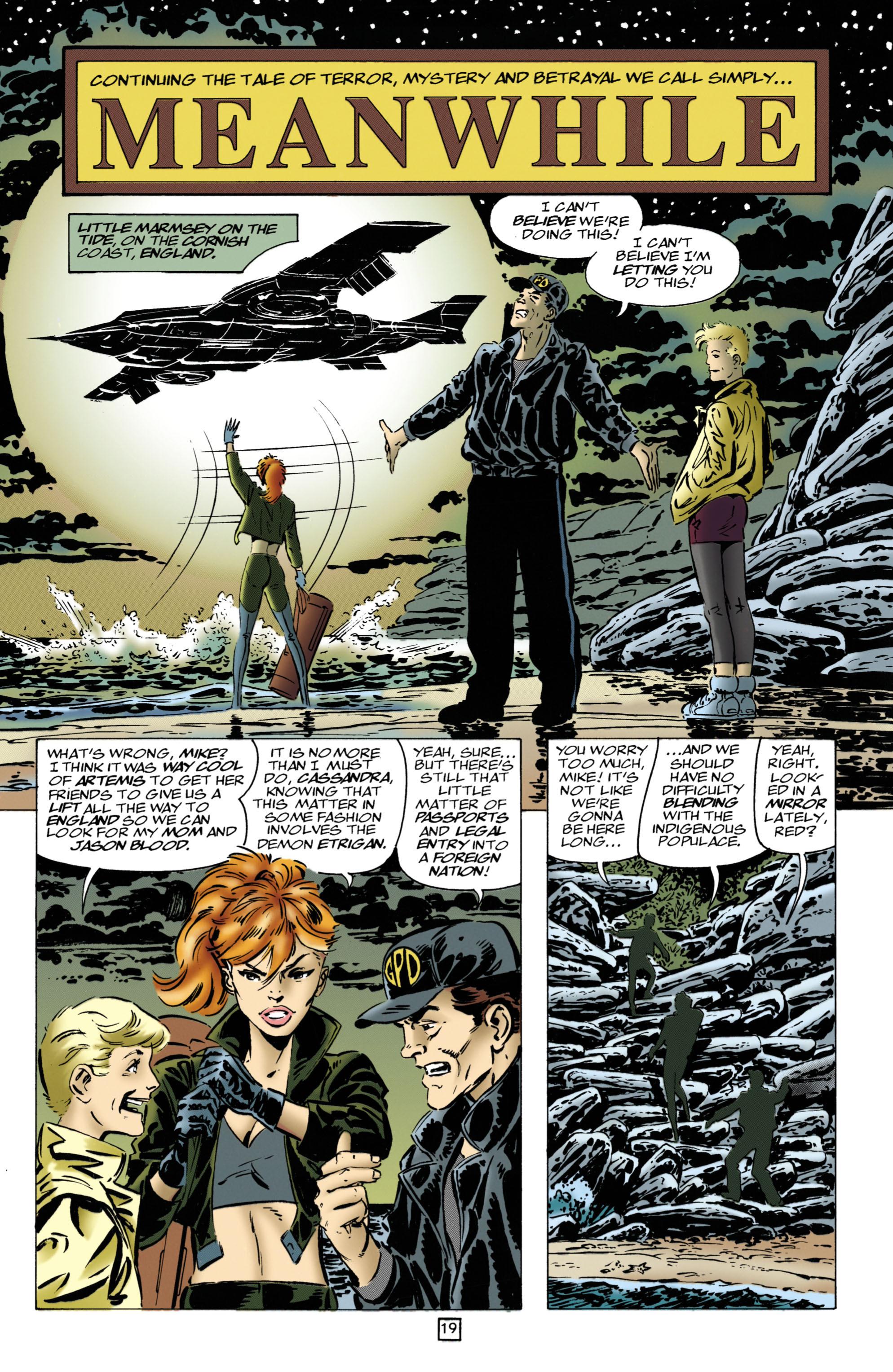 Read online Wonder Woman (1987) comic -  Issue #131 - 19