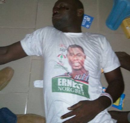 Robber Killed In NDC T-Shirt
