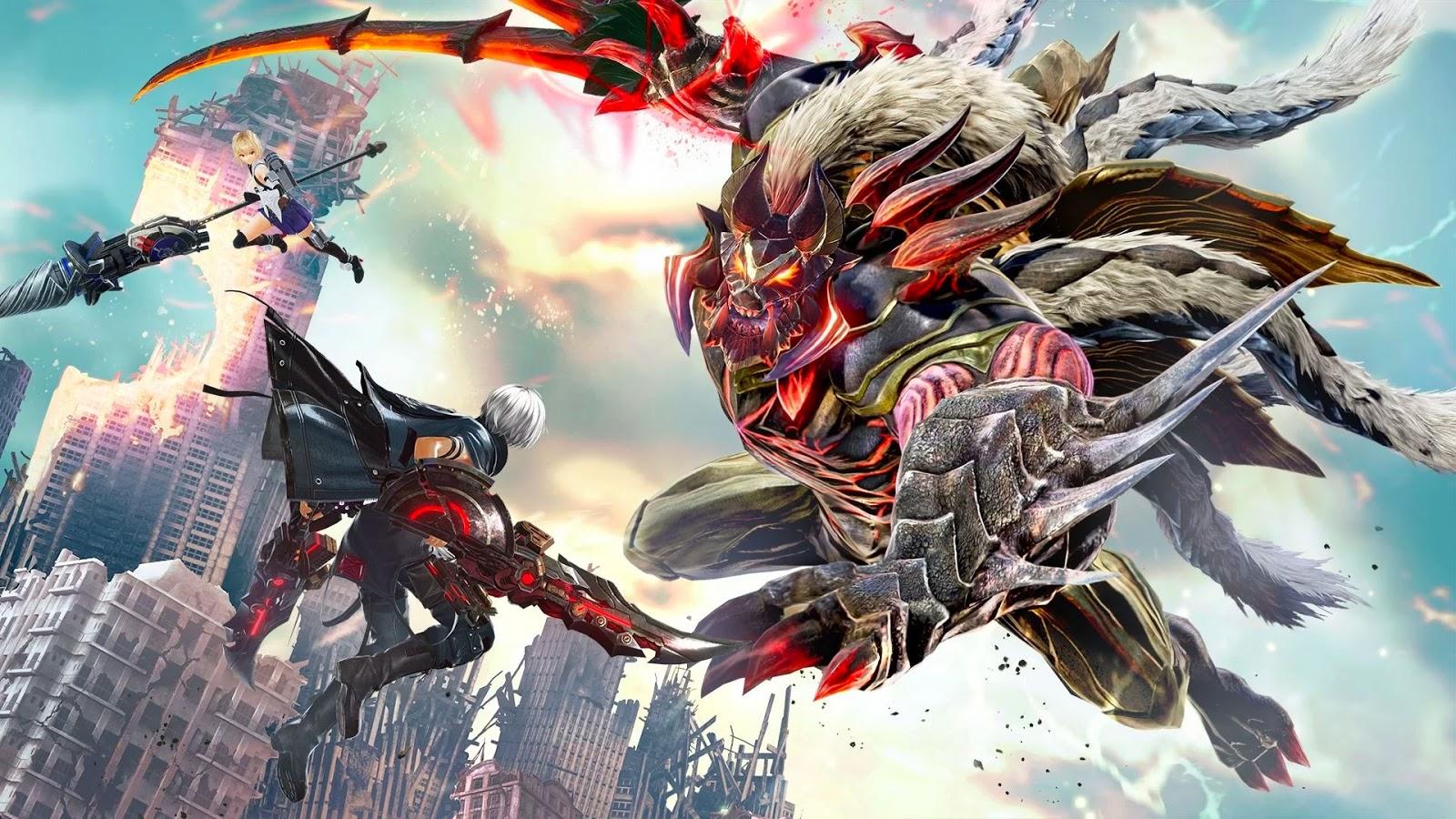 Análise: God Eater 3 (PS4/PC): Monster Hunter em versão anime (ou