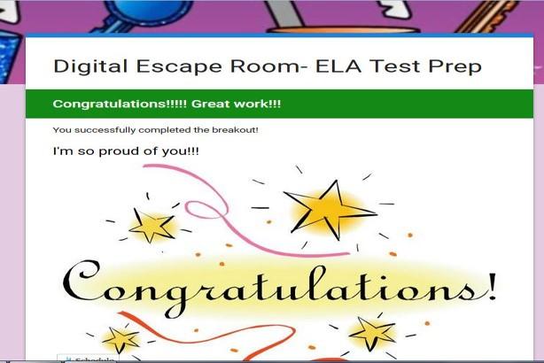 Escape Room Activity For Classroom