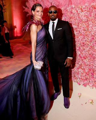 Jamie Foxx and Katie Holmes latest photos