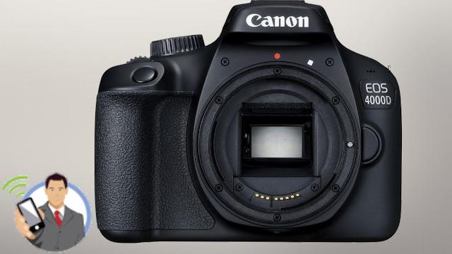 Canon EOS 4000D sensor review Temptingly affordable