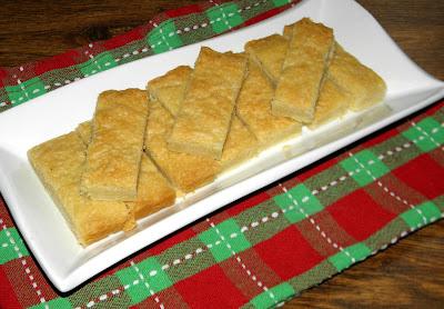 szkockie kruche ciasteczka