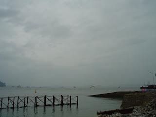 Pier Halong Bay