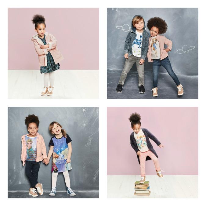 ropa barata para niños