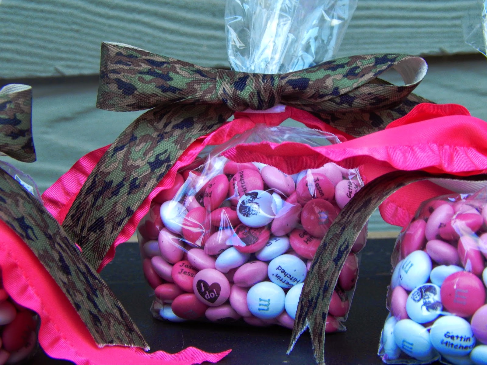 Gift Ideas For Mc At Weddings: Melissa Kaylene: Cute Bridal Shower Gift Idea With My M&M's