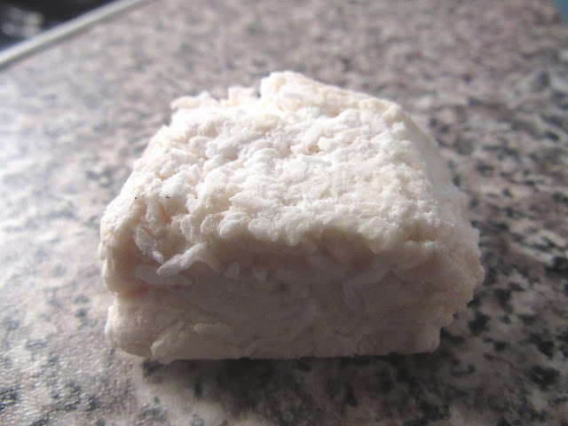 Pineapple Lime Coconut Marshmallows