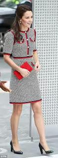 Best dressed Kate Middleton
