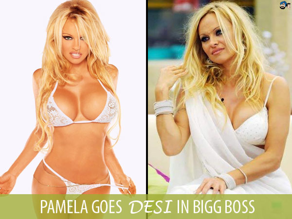 What here big boss pamela anderson