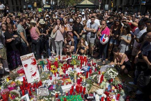 Víctimas de atentado en Barcelona son de 34 nacionalidades
