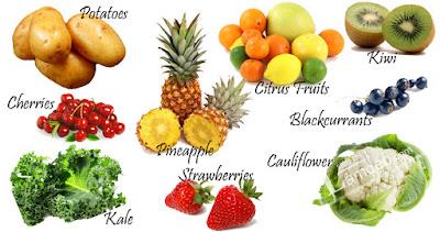 Làm đẹp da và vai trò vitamin C