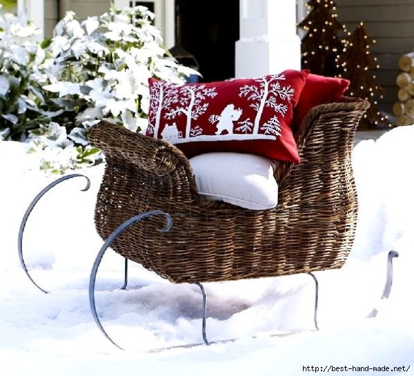 Christmas outdoor decorating ideas ~ Home Decorating Ideas