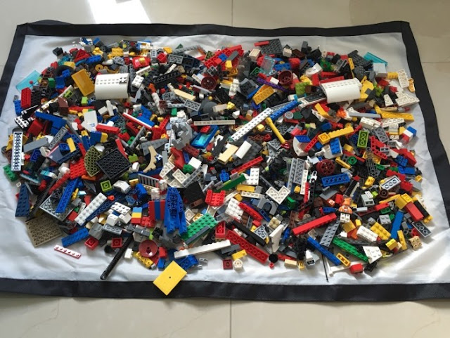 Đồ chơi Lego bán cân kg