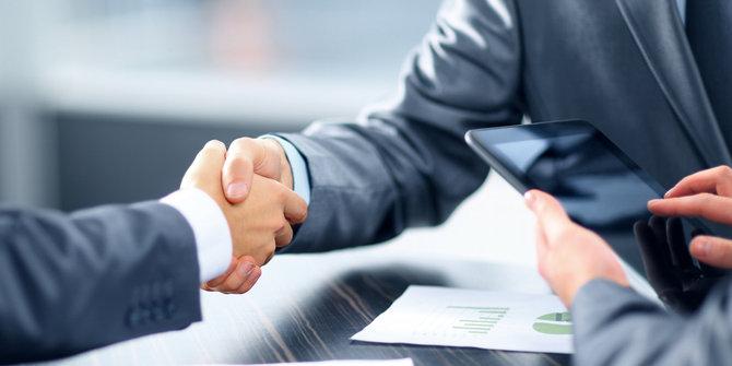 Membangun kekuatan Bisnis Jaringan