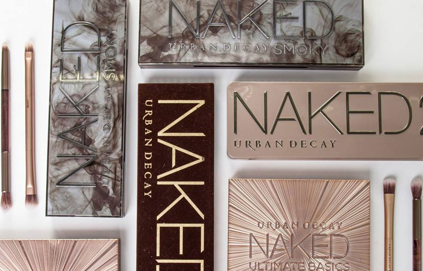 Dupes palettes Naked Urban Decay
