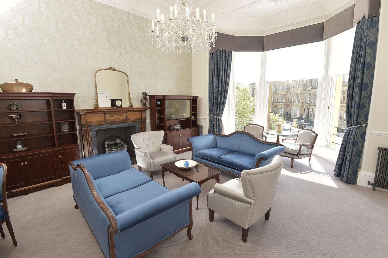 The Executive Suite at The Bonham hotel Edinburgh by Cal McTravels