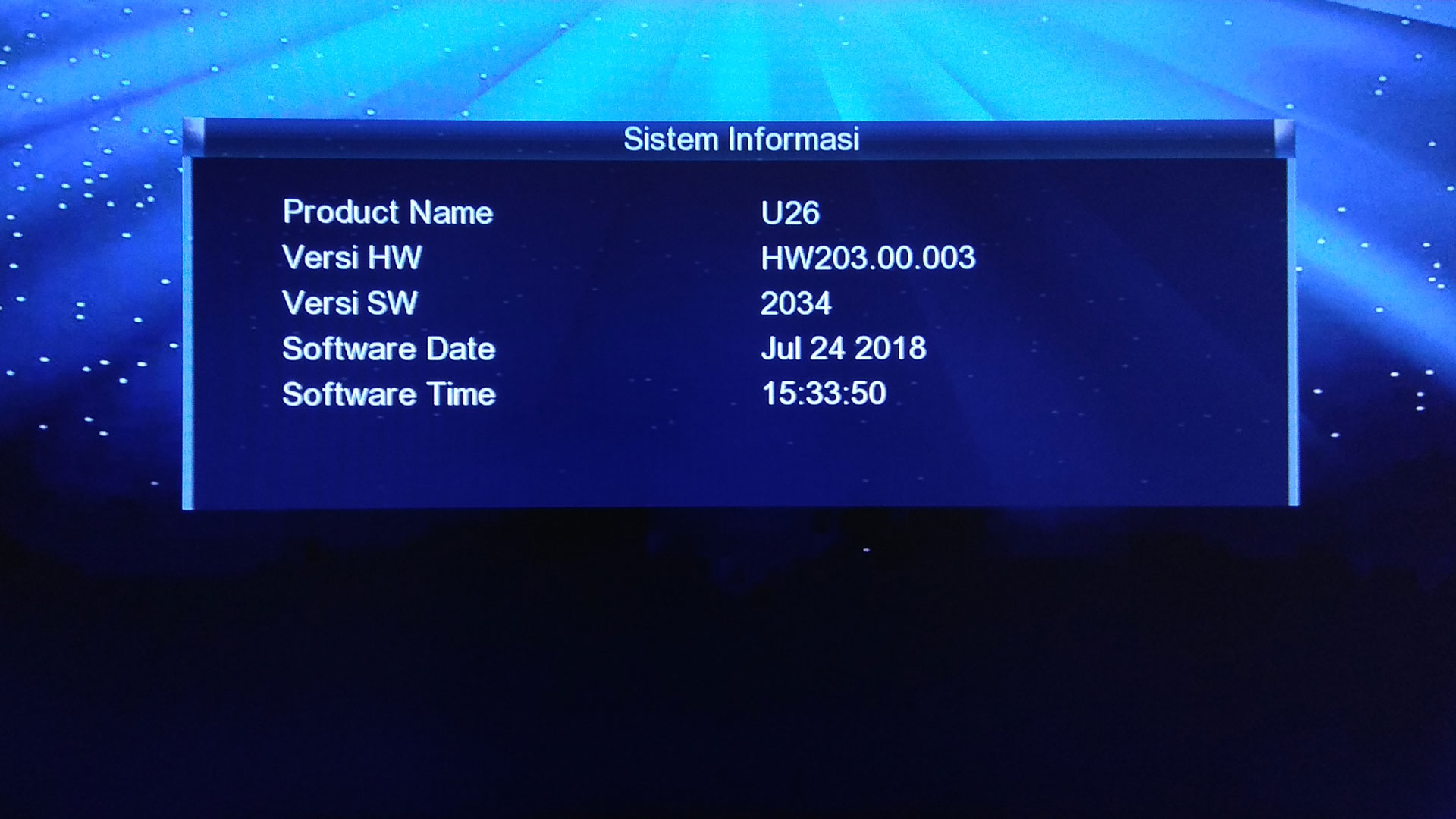 Download SW Optus HD Terbaru Firmware Upgrade Receiver Parabola