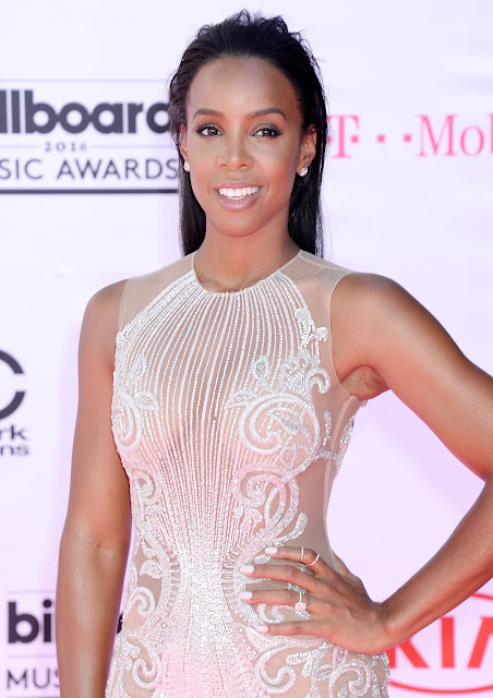 Actress, Singer, @ Kelly Rowland - 2016 Billboard Music Awards, T-Mobile Arena, Las Vegas