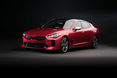 Kia Stinger 2018 Review, Specs, Price