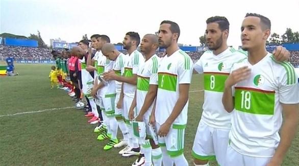 فوز المنتخب المحلي الجزائري على منتخب قطر 1-0
