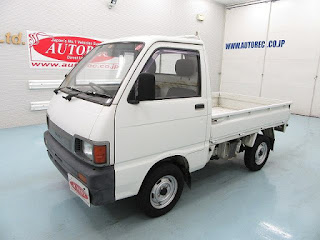 19526A4N8 Daihatsu Hijet for Micronesia to Kosrae