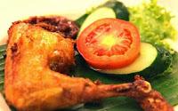 Resep Ayam Goreng Bumbu Kuning Gurih