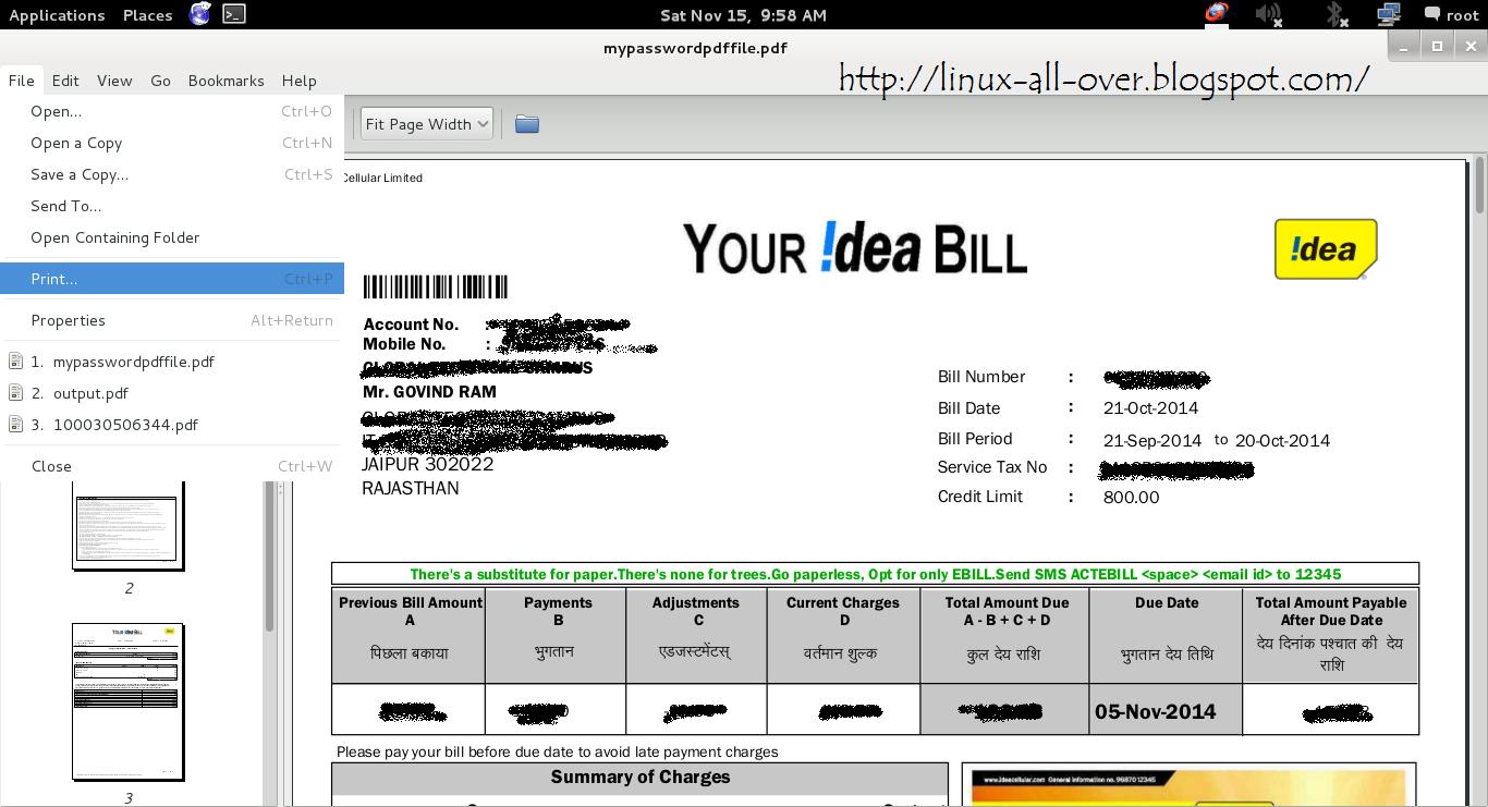 Manual Pdf Linux remove password