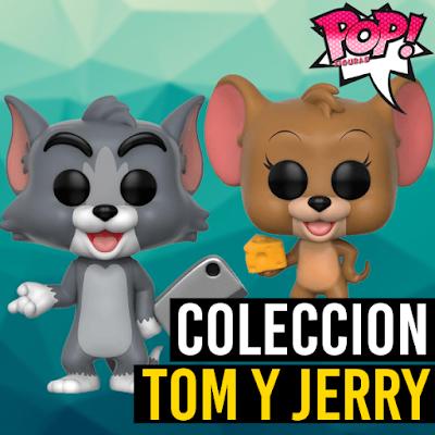 Lista de figuras funko pop de Funko POP Tom y Jerry