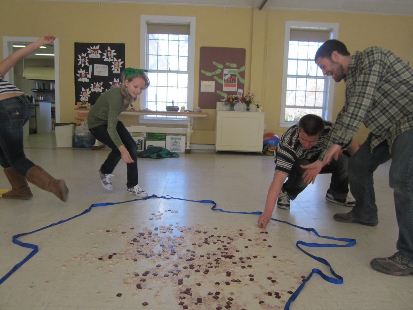 Teamwork Activities for Middle Schoolers
