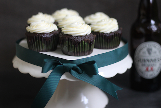 Guinness cupcakes recipe UK