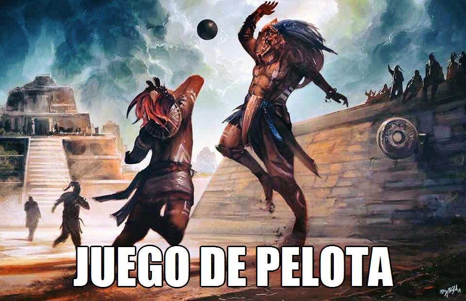 Estos eran los deportes practicados en la época prehispánica