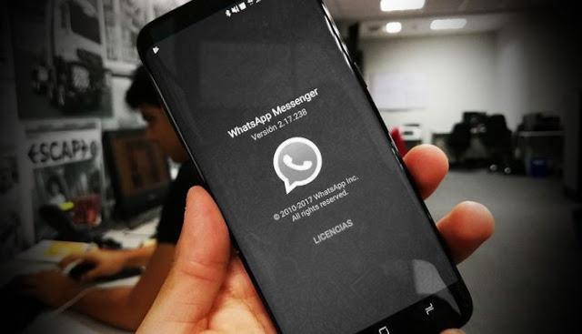 أخبار سيئة ! الوضع المظلم قد لا يصل إلى الواتساب