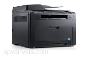 Dell 2145cn Color Laser MFP printer Driver