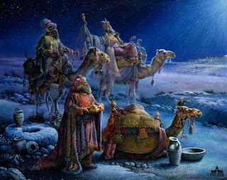 A história dos sábios do oriente