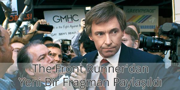 The Front Runner Fragman İzle