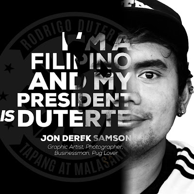 Duterte DU30 is my 2016 President