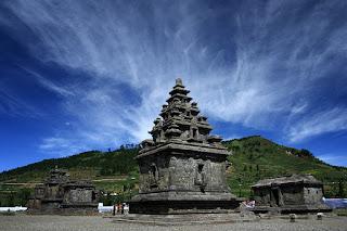 Destinasi wisata budaya Dieng