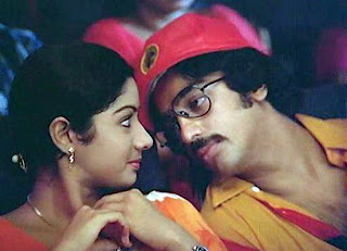 Kamal Haasan and Sridevi to share the screen