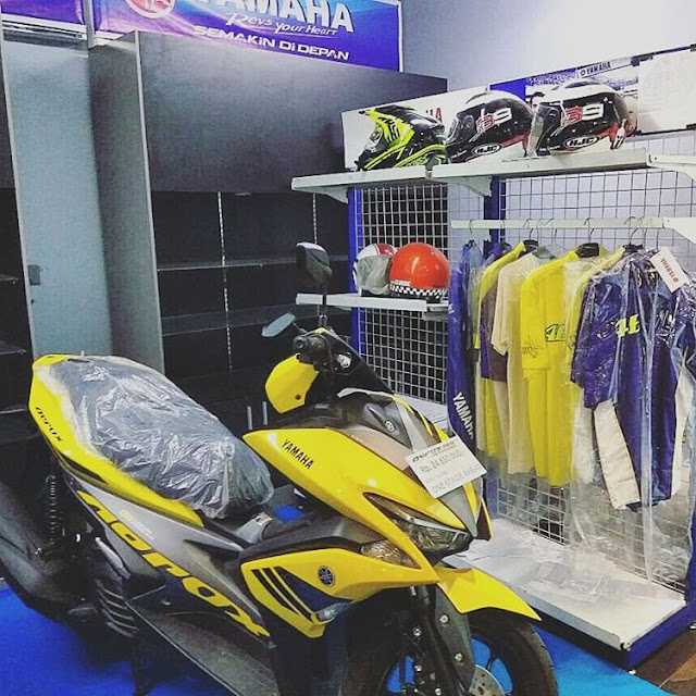 Yamaha Racing Exhibition