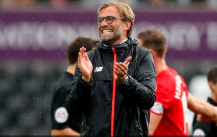 Jorgen Klopp Pelatih Liverpool