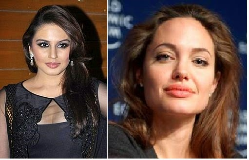 Why Huma Qureshi Walk on way of Angelina Jolie?