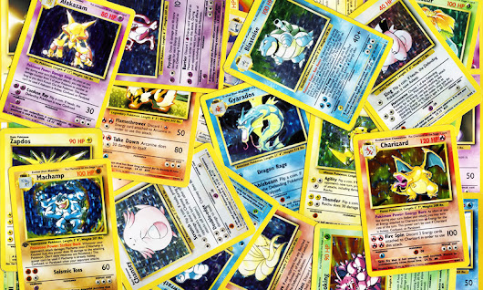 Top 4 Rare Pokémon Cards