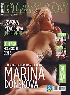 Playboy Venezuela - Diciembre 2017 Enero 2018 PDF Digital