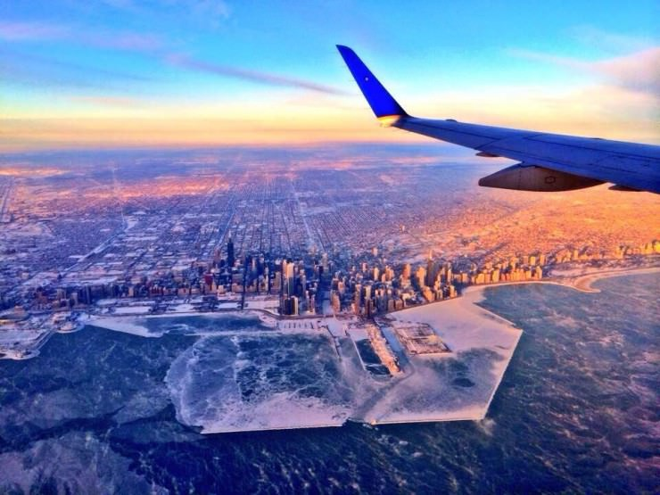 1. Chicago, USA - Top 10 Most Wintery Cities