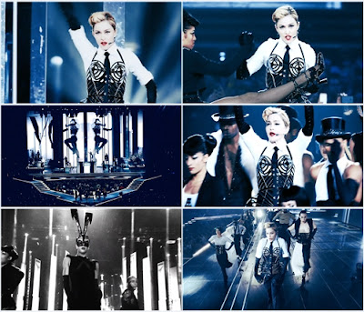 Madonna - Vogue (MDNA World Tour 2013) HD 1080p Music Video Free Download