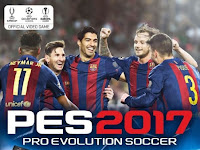 New Game PES 2017 (Pro Evolution Soccer) Full Crack For PC Terbaru