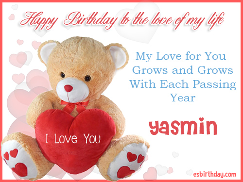 Happy Birthday Romantic Messages